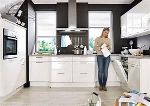 Küche Komplett Mit Geräten : nobilia k che mit neff ger ten von m bel kraft ansehen ~ Eleganceandgraceweddings.com Haus und Dekorationen