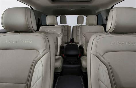 ford edge   row seating brokeasshomecom