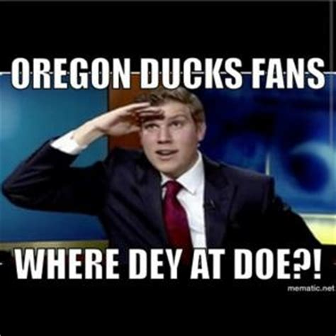 Oregon Ducks Meme - oregon duck jokes kappit