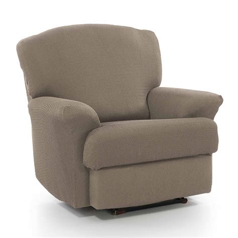 Recliner Armchair Covers 1 seater recliner armchair slipcover stretch elastic sofa