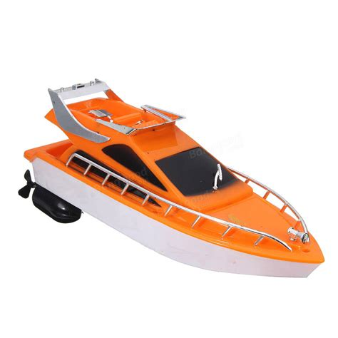 Orange Boat by 26x7 5x9cm Orange Plastic Electric Remote Kid