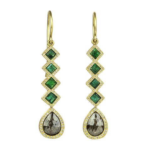 Rosecut Diamond Emerald 18k Gold Earrings @ Karen. Simple Pearl Bangles. 8 Gram Bangles. Egyptian Bangles. Accessory Bangles. Triple Rope Chain Bangles. Singapore Charm Bangles. Star Bangles. Fat Bangles