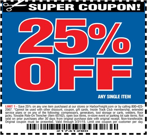 harbor freight tool free shipping coupon