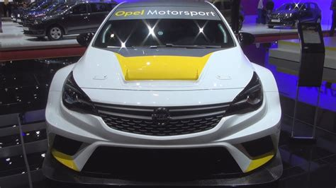 Opel Astra Tcr (2016) Exterior And Interior In 3d