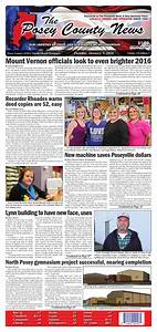 January 5, 2016 - The Posey County News by The Posey ...