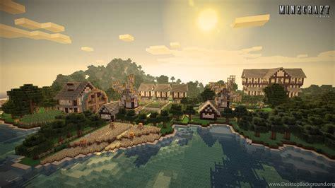 Minecraft Wallpapers HD 1080P For Download Desktop Background