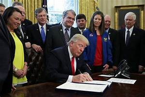 President signs bill to authorize funding for NASA, make ...