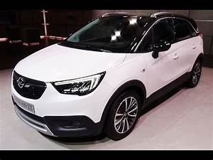Opel Crossland 2018 : 2018 opel crossland x exterior and interior geneva motor show 2017 youtube ~ Medecine-chirurgie-esthetiques.com Avis de Voitures
