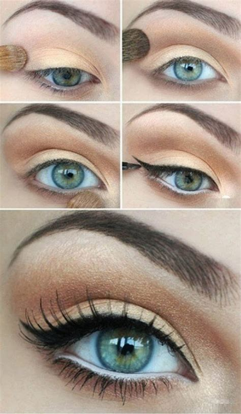 beautiful green eye makeup ideas  tutorials pretty designs