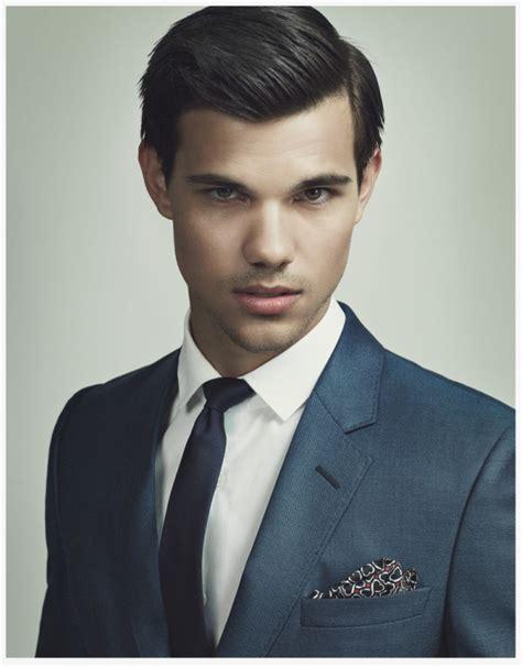 taylor lautner   Taylor lautner, Classy hairstyles, Mens ...