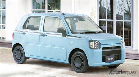 Daihatsu Mira Tocot, Satu Lagi Kei Car Retro Inspirasi