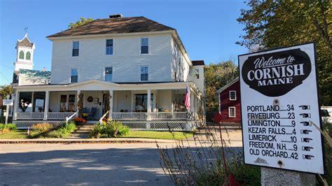 Historic Architecture   Cornish House Tour   Maine Homes