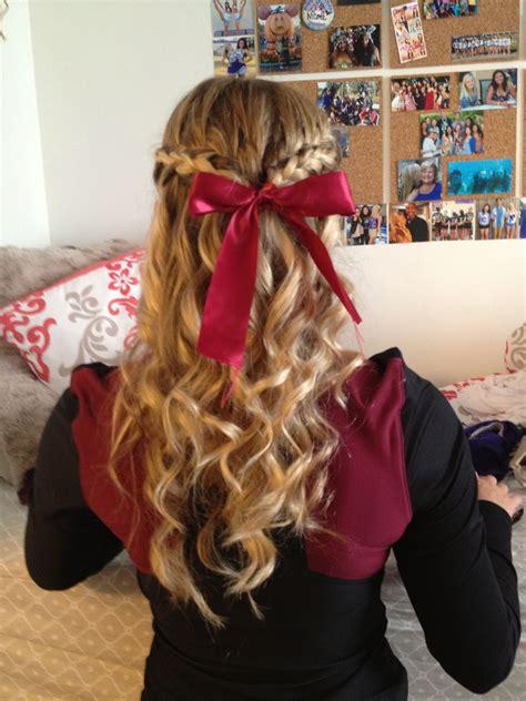 cheer hair hair cheer hair cute cheer hairstyles