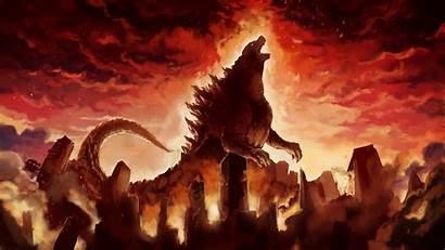 Godzilla Wallpapers Pretty