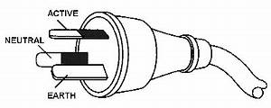 australian mains plug With wiring lamp plug