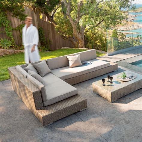 Salon de jardin 6 places soldes - Royal Sofa  idu00e9e de canapu00e9 et meuble maison