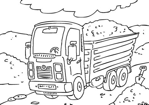 Grote Kleurplaat Hema by Kleurplaat Vrachtwagen Afb 27176 Images