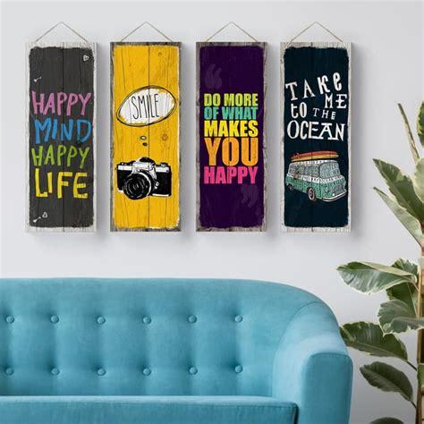 jual poster kayu decor cafe hiasan dinding xcm