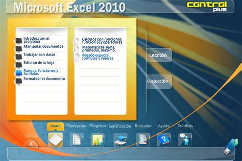 descargar excel 2010 gratis