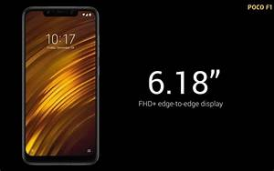 شاومي تعلن عن هاتف Poco F1 أرخص هاتف بمعالج Snapdragon 845 ...