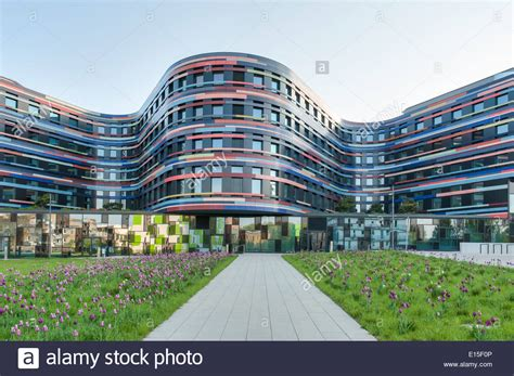 Germany,hamburg, Modern Architecture, Ministry Of Urban