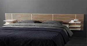 Tete De Lit Zen : l 39 objet d co du jour une t te de lit originale ~ Teatrodelosmanantiales.com Idées de Décoration