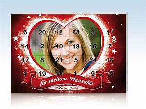 Adventskalender Mit Fotos : pers nliche adventskalender mit eigenen fotos designen openpr ~ One.caynefoto.club Haus und Dekorationen
