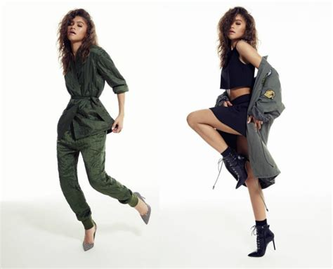 Zendaya Launches A Fashion Line