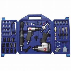 Campbell Hausfeld U00ae 62 - Pc  Air Tool Kit