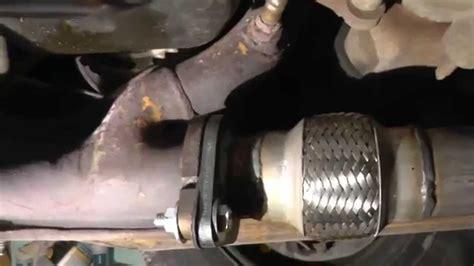 2000-2007 Ford Taurus flex pipe catalytic converter ...