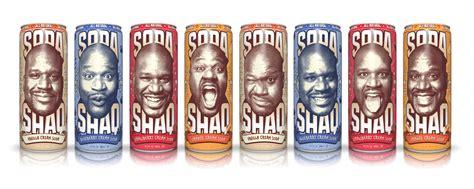 AriZona Goes Big With New Soda Shaq Cream Soda Line ...