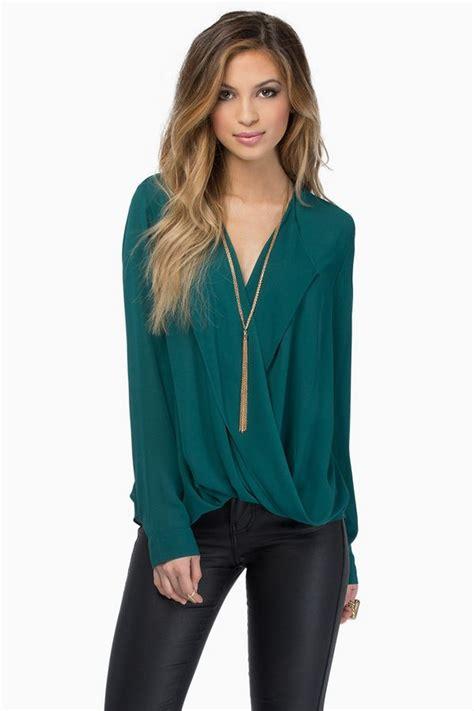 teal blouses womens teal blouse fashion ql