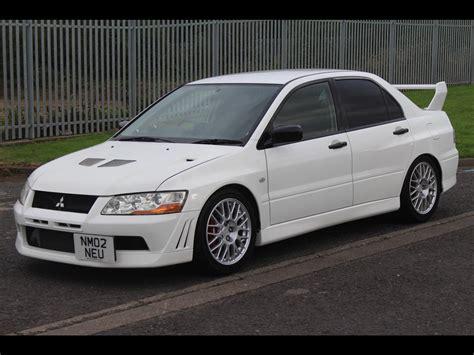 Mitsubishi Evo Rs by 2002 Mitsubishi Lancer Evo 7 Rs Jm Imports