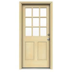 home depot doors interior wood door 32 in x 80 in door collection 9 lite