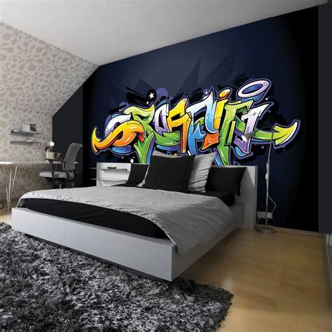 Wandtattoo Jugendzimmer Jungen Graffiti