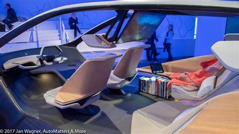 Bmws I Inside Future Autonomous Vehicle Interior