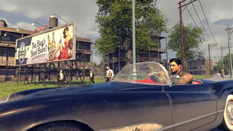 Mafia 2 Rereleased, Available For 80% Off Ubergizmo
