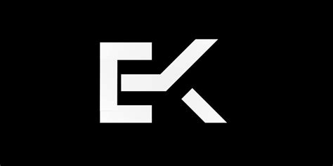 Ek Logo Monogram Ekillers Team By Vongh On Deviantart