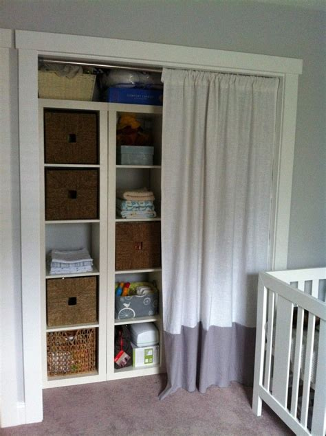 baby browns nursery baby stuff curtains  closet