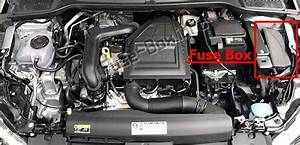 Fuse Box Diagram Seat Ibiza  Mk5  2017