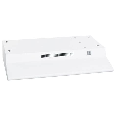jnhww ge   vented range hood white  white slyman brothers appliance centers  missouri