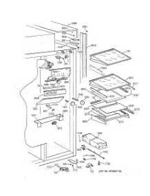 parts  ge zisnyb refrigerator appliancepartsproscom