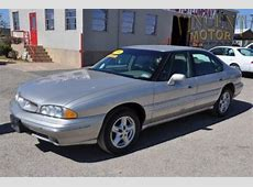 1996 Pontiac Bonneville SE For Sale in Abilene TX Under