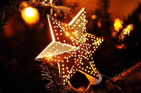 night stars christmas lights free images winter light night star holiday