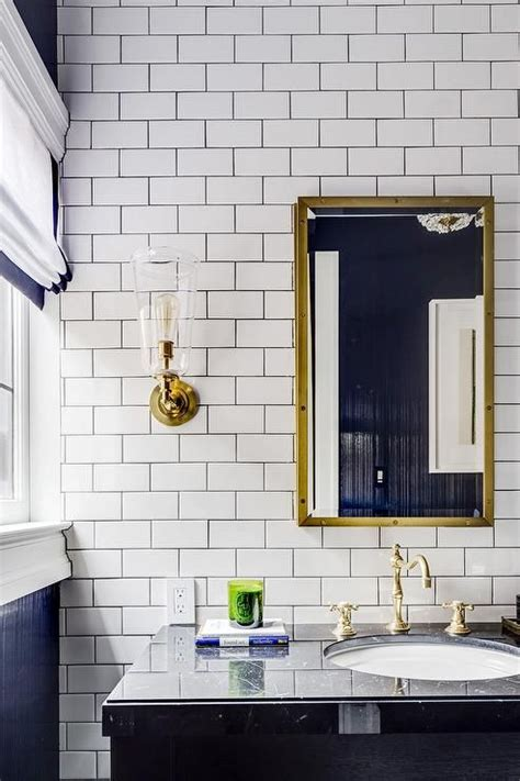 stunning bathroom features  accent wall clad  white
