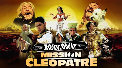 critique asterix obelix mission cleopatre