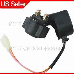 Starter Relay Solenoid 50cc 90 150cc 250cc Gy6 Engine