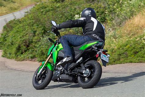 Review Kawasaki Z125 Pro by 2017 Kawasaki Z125 Pro Ride Review