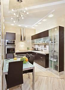 17 small kitchen design ideas designing idea With beautiful and simple contemporary kitchen cabinets design ideas