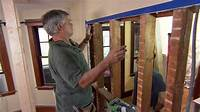 removing a wall How to Remove a Load-Bearing Wall - This Old House - YouTube